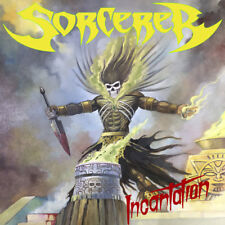 SORCERER - Incantation (NEW*LIM.250 BLACK V.*US STYLE EPIC POWER METAL*C.UNGOL)