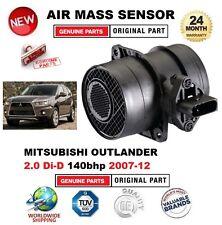 FOR MITSUBISHI OUTLANDER 2.0 DiD 2007-12 AIR MASS SENSOR 5 PIN with HOUSING