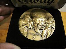 Highland Mint John Elway Bronze Magnum