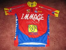 IMMAGE BIKE TEAM CASTELLI ITALIAN CYCLING JERSEY [L]