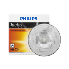 1 PC Philips Headlight Bulb For 60-66 Abarth 1600 64-66 AC 427 Hi/Lo Beam Lamp