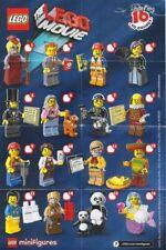 LEGO Figurine Minifigure 71004 Série 1 Lego movie