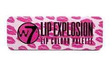 W7 Lip Explosion Lip Colour Palette, 12 Shade Lip Kit