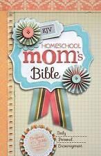 NEW KJV, Homeschool Mom's Bible, Hardcover by Zondervan