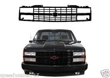Replacement GM1200228 454ss Sport Grill For 1988-1993 Chevrolet C1500 Blazer New
