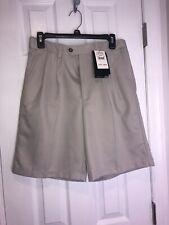 NWT • IZOD • Men's Golf Khaki Shorts • Size 30