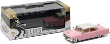 GREENLIGHT 86491 Cadillac Fleetwood Series 60 Rose 1955 Elvis Presley 1/43
