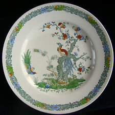 """Copeland Spode Bermuda 9"""" Plate - Gorgeous Colours and Pattern"""
