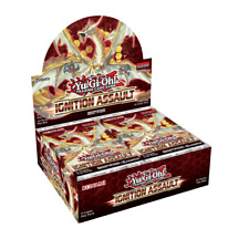 Yu-Gi-Oh! Ignition Assault Sealed 1st Edition Booster Box (Yugioh)