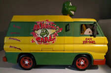 TMNT Ninja Turtles Cowabunga Carl Party Van w/ Pizza Shooters - Playmates - 2006