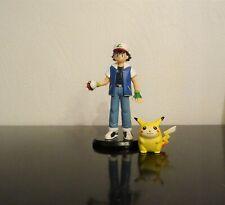 Pokemon Ash Ketchum Pikachu Charmander Minifiguren Bausteine Kinderspielzeug