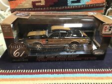 1966 HEMI UNDER GLASS Plymouth Barracuda Highway 61 ~ 1:18 Scale ~~ -9048