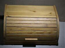 Holz-Brotdose von IKEA Art.Nr 669.143.00 Laenge 40, Hoehe 18, Tiefe 27 cm.