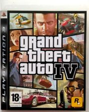 Gioco PS3 GTA 4 Grand Theft Auto IV - Rockstar Sony PlayStation 3 Usato