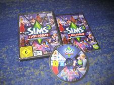 ANGEBOT! Die Sims 3 Late Night Deutsche Version, PC+Mac in DVD Hülle und Key