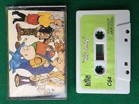 WALLY FAMILY gioco/game x COMMODORE 64 , Ed.Jackson soft - Anni '80