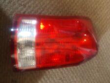 02 03 04 05 06 07 Saturn Vue passenger Side Tail Light Used Rear Lamp #22711438