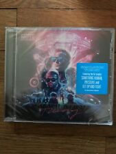 Muse Simulation Theory Cd Sealed & New European Edition