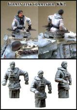 Evolution Miniatures 35059, WWII German Tank Commander (1 Figure), SCALE 1:35