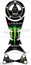 KIT ADESIVI IN RESINA GEL 3D Z1000 compatibile MOTO KAWASAKI Z 1000 fino a 2009