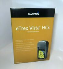 Garmin eTrex Vista Hcx Personal Navigator, Free Shipping