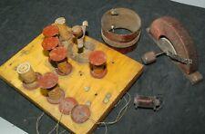 antique lot Radio Parts ? Patent Pending