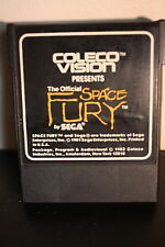 Coleco Vision Space Fury 1982 Video Game