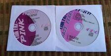 2 CDG SET TEEN POP KARAOKE HITS OF KATY PERRY & PINK CD+G NEW MUSIC ($39.99)