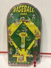 2006 Schylling Handheld Pinball Baseball Game - Preowned, works fine