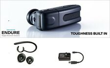 BlueAnt Endure T2 music Bluetooth EARHOOK wireless RUGGED headset Voice Commands