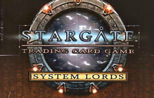 STARGATE TCG CCG SYSTEM LORDS Occupation Force #255 On Alert #256