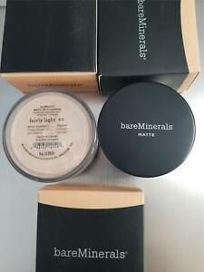 Bare Escentuals BareMinerals MATTE Foundation FAIRLY LIGHT - N10 8g XL
