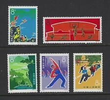 China PRC 1972 N9 Physical Culture MLH
