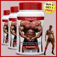 #1 ANABOLIC CAPSULES STRONGEST LEGAL TESTOSTERONE MUSCLE BOOSTER TRIBULUS PILLS
