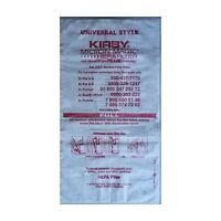 "Original Kirby Filter """" Allergen Hepa Filter """" Serie Plus {1107}"