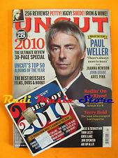 rivista UNCUT 164/2011 CD Black Keys Paul Weller Belle  Sebastian Eel Pie Island
