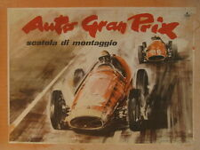 ALL ORIGINAL BRAL BOX AND INSTRUCTIONS ONLY FOR FERRARI 500 1952