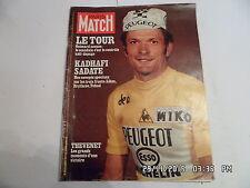 PARIS MATCH N°1471 15/08/1977 TOUR DE FRANCE BERNARD THEVENET    I81