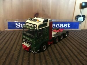WSI 02-1520 Volvo FH 8x4 John Somerscales Tractor Unit 1/50