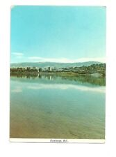 KAMLOOPS, BRITISH COLUMBIA, CANADA CHROME POSTCARD