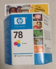 C6578AN HP 78XL Ink Jet Cartridge Color - Expired