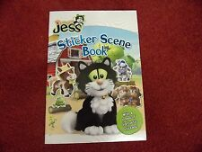 Guess with Jess. Sticker Scene Book. Brand New. R.R.P£3.99. Free post included.