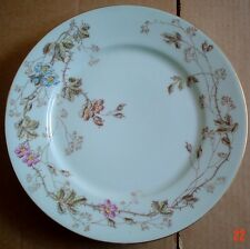 LIMOGES France Lato Piatto Insalata Plate Floreale