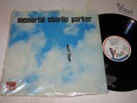 MEMORIAL CHARLIE PARKER Vogue FRENCH PRESSING Shrink