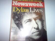 Bob Dylan - Newsweek Magazine 1997
