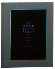 Portrait Machine Project Carlo van de Roer signed first edition Polaroid aura