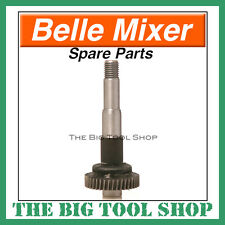 BELLE MIXER GEARBOX DRUM SHAFT MINIMIX 150 WORM WHEEL MS09 SPARE PART