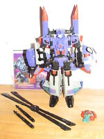 Transformers BotCon 2011 Shattered Glass Galvatron Loose 100% Complete 2008 2012