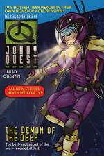 Jonny Quest: Demon of the Deep (The real adventures of Jonny Quest)-ExLibrary