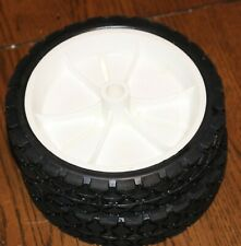 2 Lawnmower Tires; 3035; 6 inches by 1 1/2 inches width - New